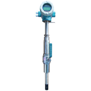 Plug In Electromagnetic Flowmeter