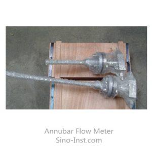 Annubar flow sensor