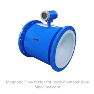 SI-3109 Electromagnetic Flow meter for large diameter pipe