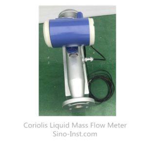 Flow Rate Measuring Type mass flow meter