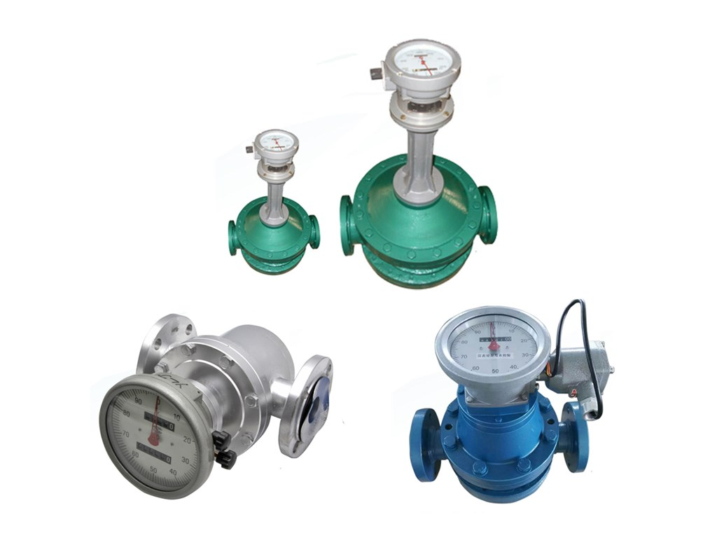 Oval Gear Flow Meters