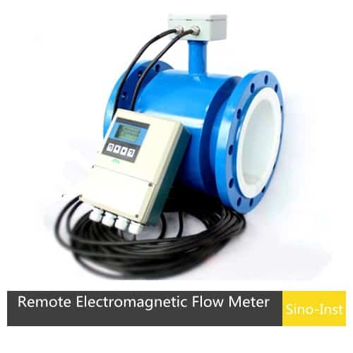 SI-3102 Remote type electromagnetic flow meter