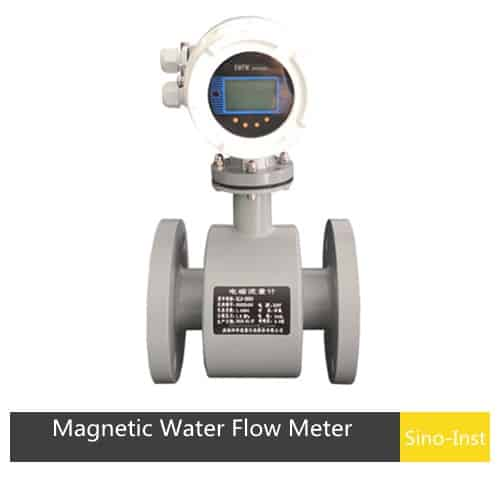 SI-3103 Magnetic Water Flow Meter