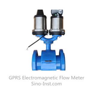 SI-3112 GPRS Electromagnetic Flow Meter
