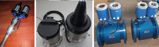 SI-3112 GPRS Electromagnetic Flow Meter application