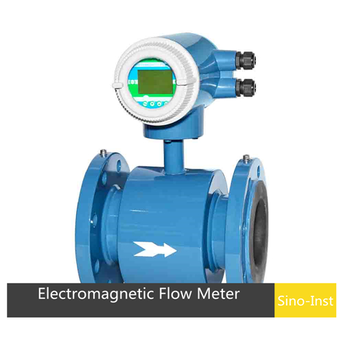 SI-3101 Electromagnetic Digital Water Flow meter