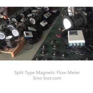 SI-3120 Split Type Magnetic Flow Meter