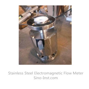 SI-3108 Stainless Steel Electromagnetic Flow Meter