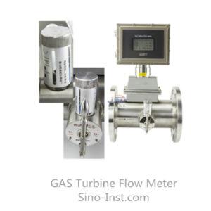 SI-3201 GAS Turbine Flow Meter