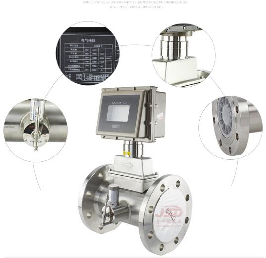 SI-3201 GAS Turbine Flow Meter details