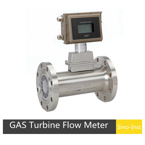 SI-3201 GAS Turbine Flow Meter
