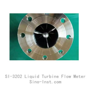SI-3202 Liquid Turbine Flow Meter