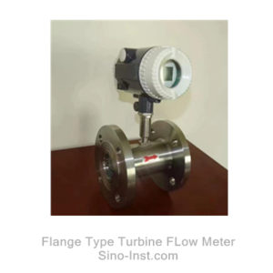 SI-3204 Flange Type Turbine FLow Meter