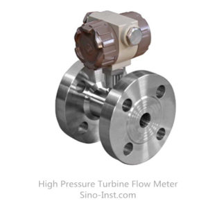 SI-3206 High Pressure Turbine Flow Meter