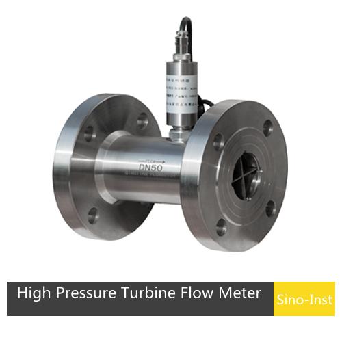 SI-3206 High Pressure Turbine Flow Meter