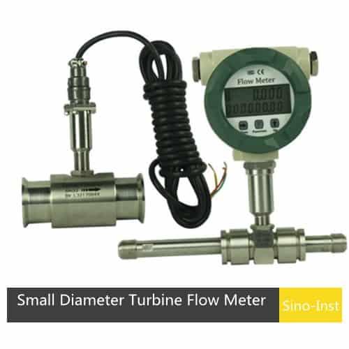 SI-3207 Small Diameter Turbine Flow Meter
