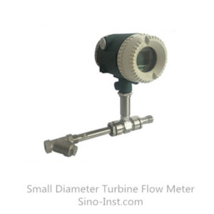 SI-3207 Small Diameter Turbine Flow Meter