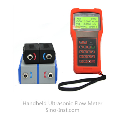 SI-3401 Handheld Ultrasonic Flow Meter
