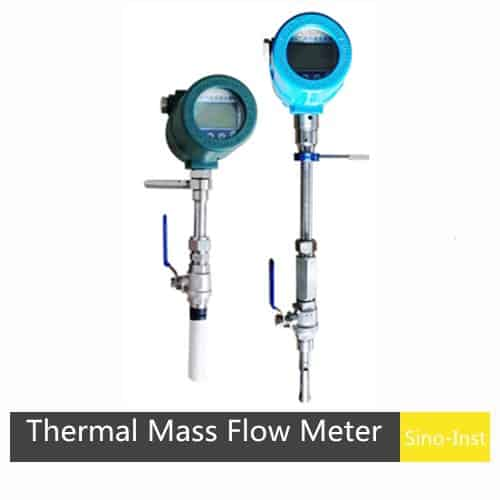 SI-3501 Thermal Mass Flow Meter