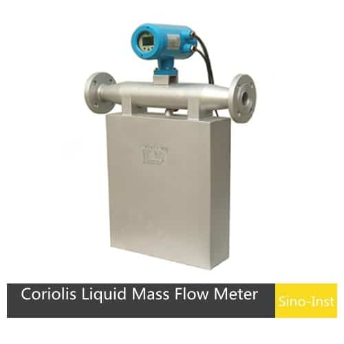 SI-3504 Coriolis Liquid Mass Flow Meter