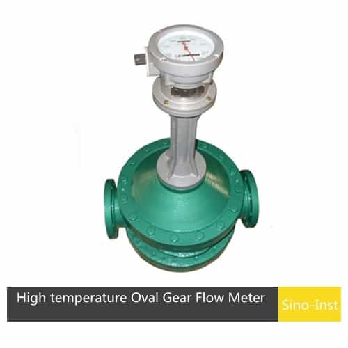 SI-3602 High temperature Oval Gear Flow Meter