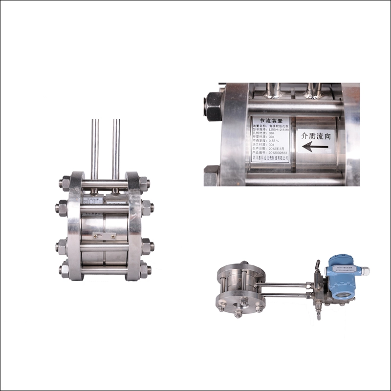 SI-3701 Orifice Plate Flow Meter details