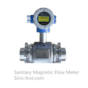 SI-3106 Sanitary Magnetic Flow Meter