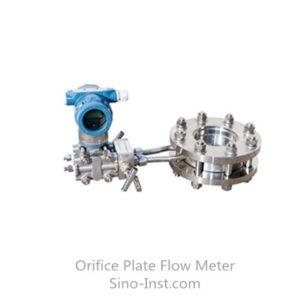 smart orifice plate air,liquid flow meter