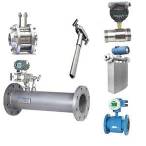 Water Flow Meter Types