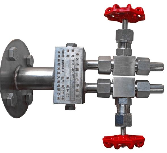 Annubar DP flow meter