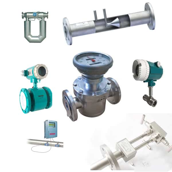 Industrial Oil Flow Meters