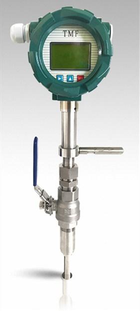 TMF flow meter