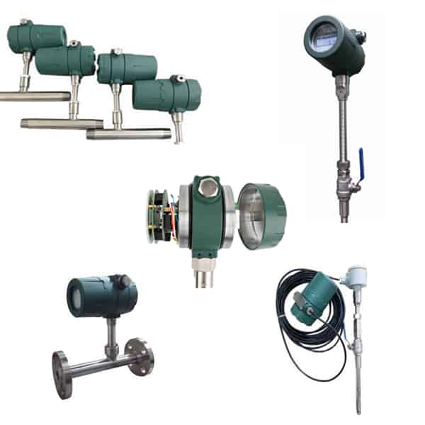 Thermal Mass Flow Meter Technology