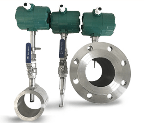 plug-in type and tube type thermal gas flow meter