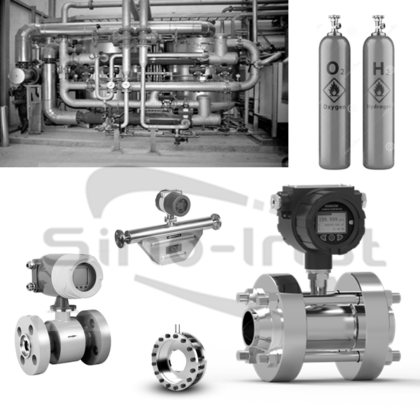 High-Pressure Flow Meters