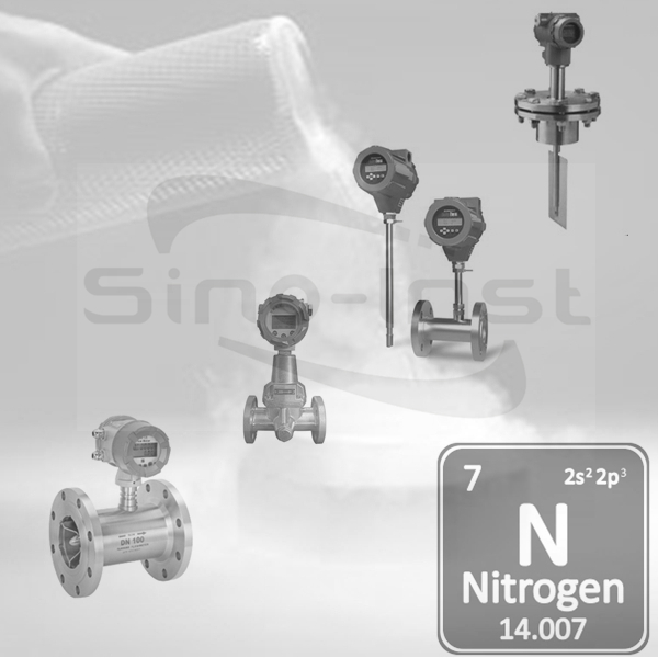 Industrial Nitrogen Flow Meters
