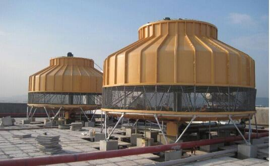 cooling water towers