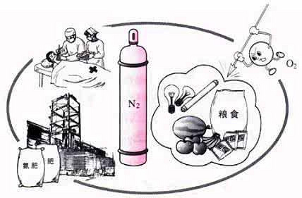 Common Industrial Uses for Nitrogen Gas